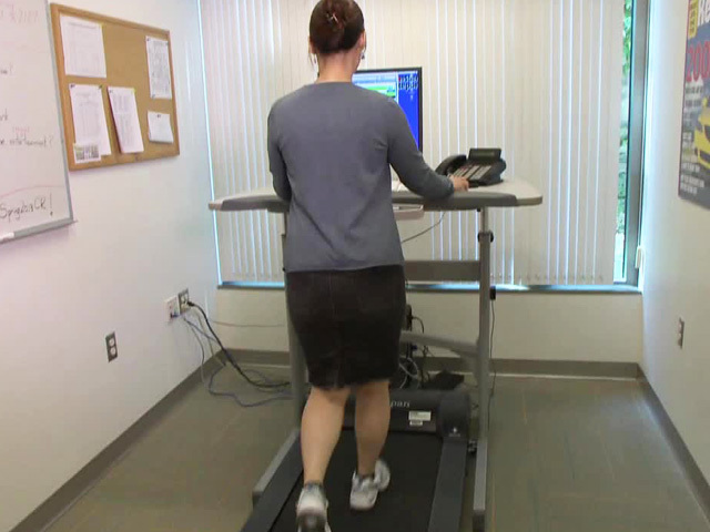 how to work out on a treadmill