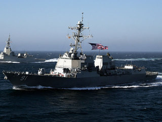 Sailor arrested for reportedly stealing grenades