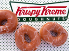 Get a dozen Krispy Kreme donuts for $1