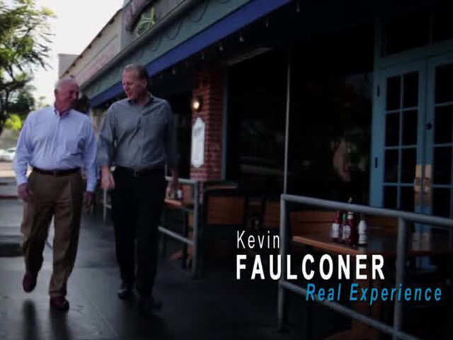 Kevin Faulconer campaign ad Jan. 27, 2014 (2nd)