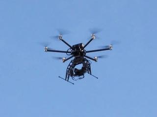 Fisherman hooks drone in Pacific Beach