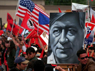 Cesar Chavez fought for rights for field workers