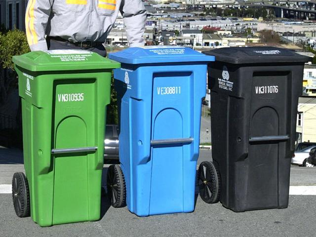 Which Colorado city recycles the most- It sure isn-t Denver
