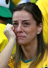 Alemania derrota a Brasil 7-1