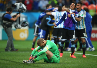 COPA MUNDIAL: Argentina se enfrenta a Holanda