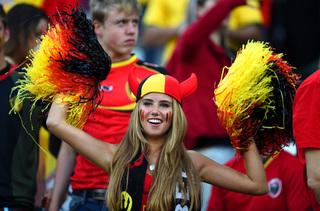 Historia: De aficionada belga a modelo