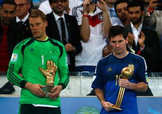 Maradona: Messi no merecía el Balón de Oro