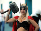 Not your typical nerd: Hotties at Comic-Con