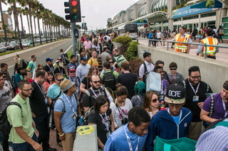 Comic-Con kicks off with Preview Night