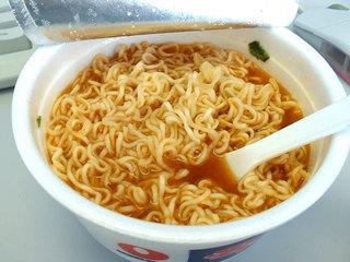 Women face untold dangers from... ramen noodles