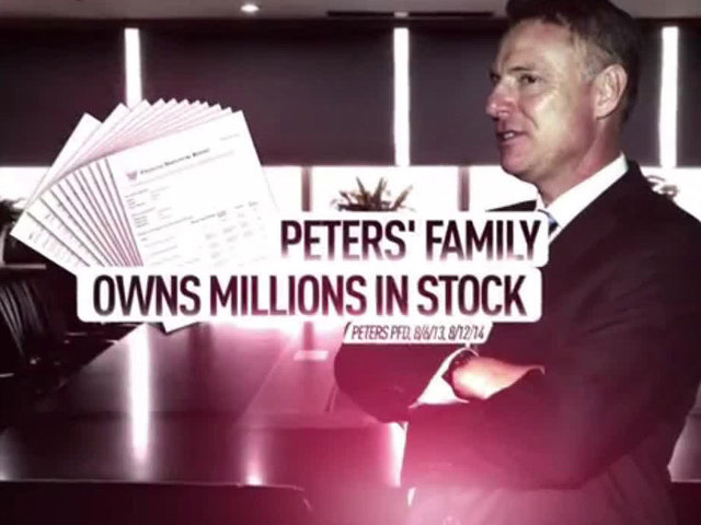 Campaign ad against Rep. Scott Peters
