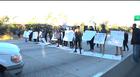 Ferguson protesters block I-5 in La Jolla