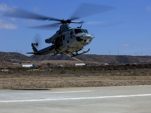 Camp Pendleton Sailor dies after helicopter blade accident