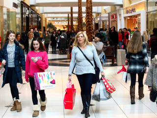 Black Friday, holiday hours at San Diego malls