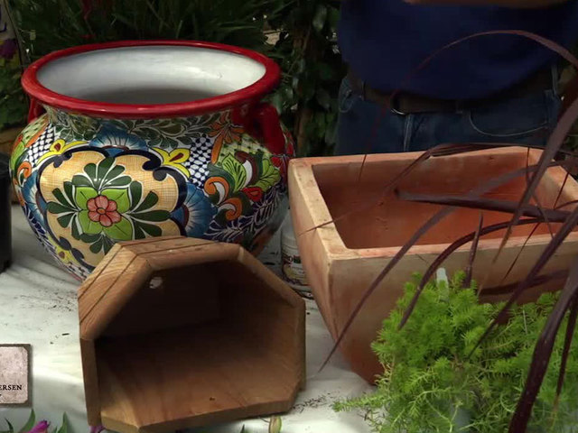 Garden Talk: Containers