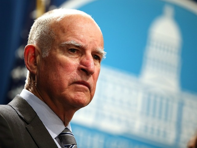 Governor Jerry Brown delivers his final State of the State Address