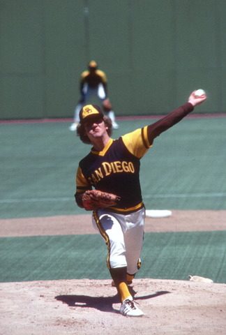 Former Padres pitcher Randy Jones (Photo: Focus on Sport/Getty Images)