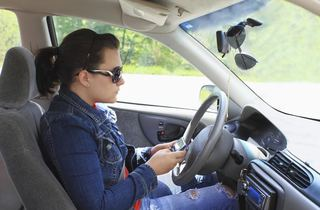 CSP steps up awareness of distracted driving