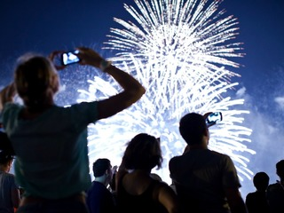 MAP: July 4th fireworks shows around San Diego