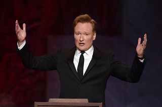 Conan kicks off 4-night run at Comic-Con