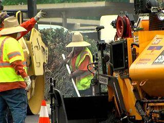 Repairs force SD freeway closures this weekend