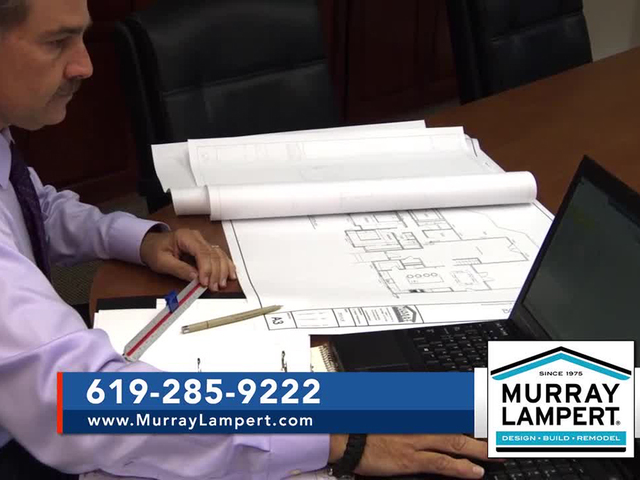 Murray Lampert: Finishing a remodel