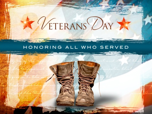Free giveaways on veterans day
