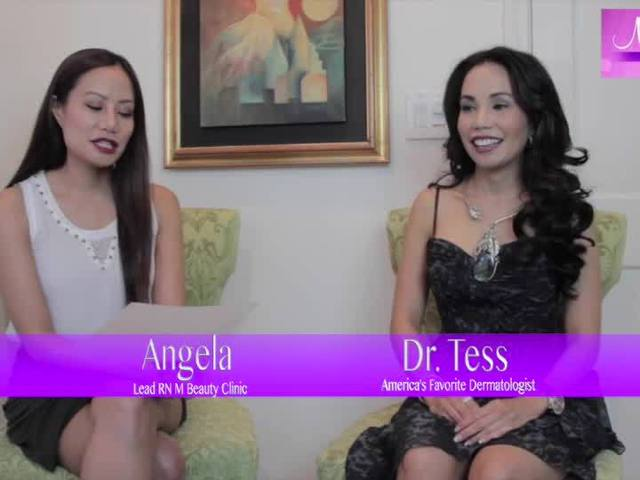 Dr. Tess tells you how to deal with spider veins
