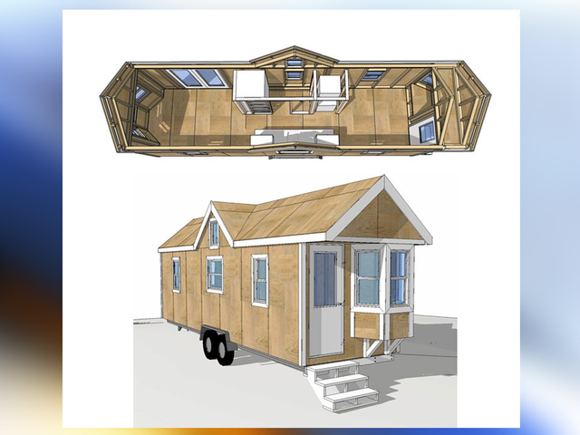 Tiny home community in works in California Story