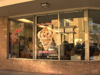 SDPD: Woman mad about cut tried to shoot stylist