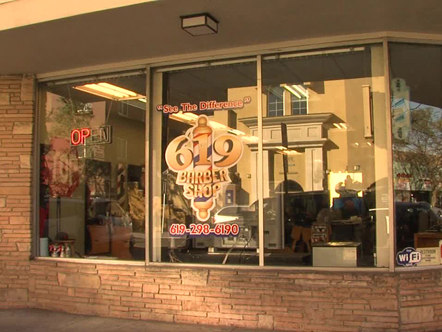 San Diego Police Woman Unhappy With Haircut Tried To Shoot Stylist