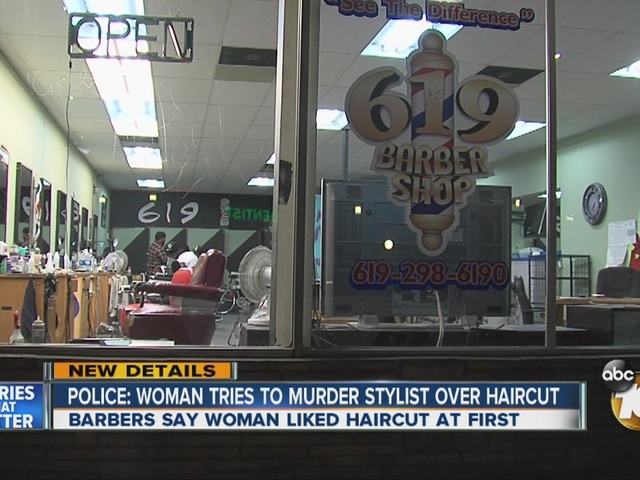 Police: Woman upset about haircut tried to shoot at stylist