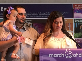 'March for Babies' kicks off at Salk Institute