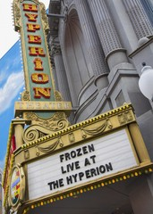 Nuevo musical Frozen Live, Disney Ca. Adventure
