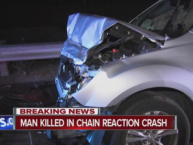 Man Killed In I 5 Carlsbad Chain Reaction Wreck Kgtv
