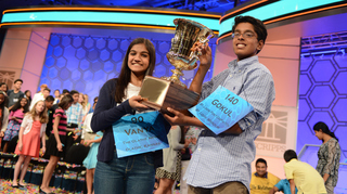 How reading helped create a spelling champ