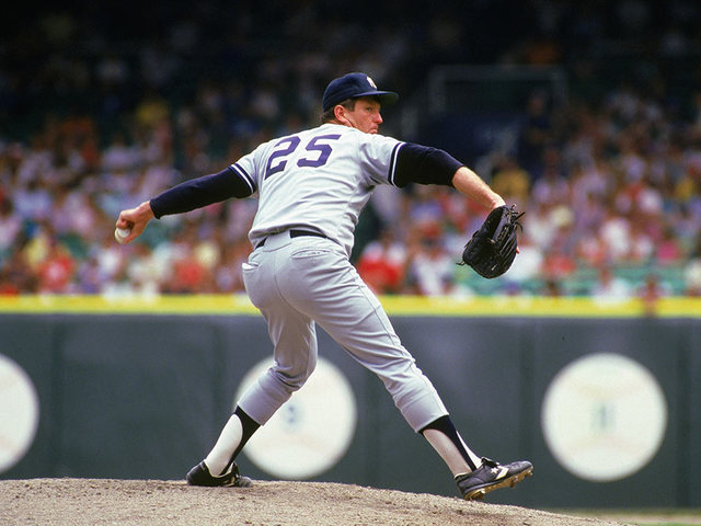 Pitcher Tommy John (Photo: Jonathan Daniel/Getty Images)