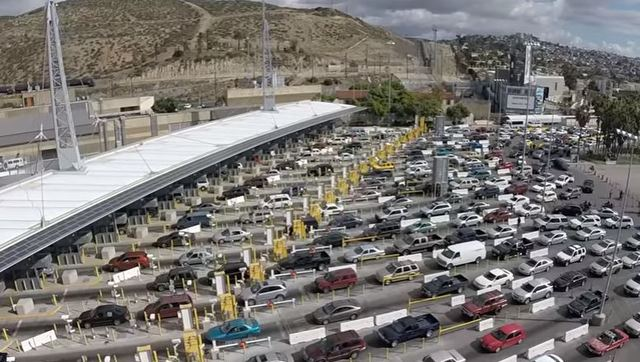 Border Officials Arrest Homicide Suspect In San Ysidro