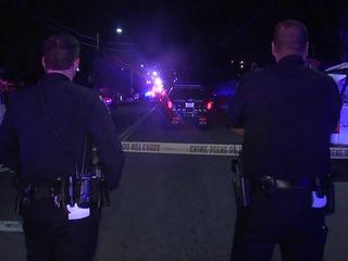 Officer dies when 2 cops shot in San Diego