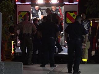 Buscan a testigo de atentado a oficiales