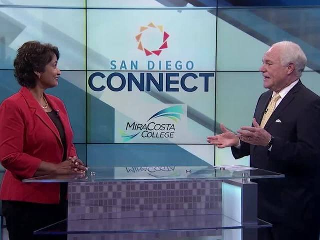 San Diego Connect: MiraCosta College Dr. Sunny Cooke