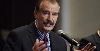 Former Mexican president vists Denver