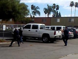 Man shot by El Cajon police officer dies