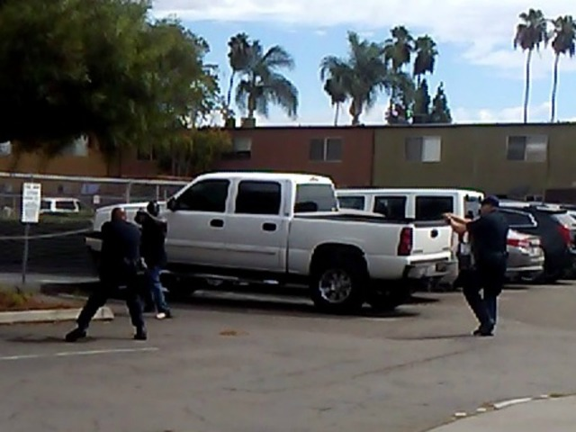 LIVE VIDEO: CA police shooting clip released