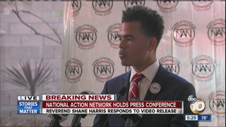 Reverend calls NAACP leaders 'sellouts'