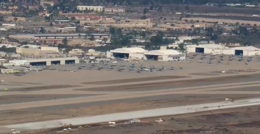 Miramar Naval Air Station - San Diego, California ...