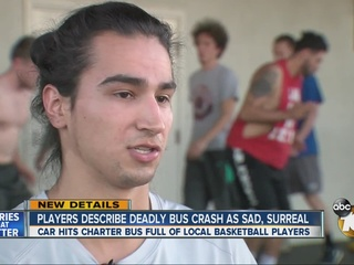 SD basketball team mourns driver killed in crash