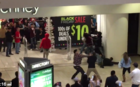 Black Friday mall fight goes viral