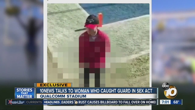 Woman_who_captured_security_guard_s_sex__0_51839589_ver1.0_640_480 viral clip shows chargers guard masturbating 10news com kgtv tv
