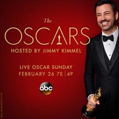 LIST: Winners at 89th annual Oscars